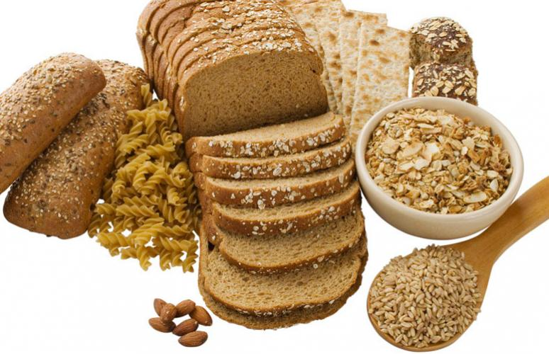 Consume high fibre foods with each meal