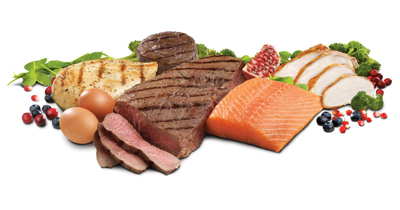 Proteins-foods