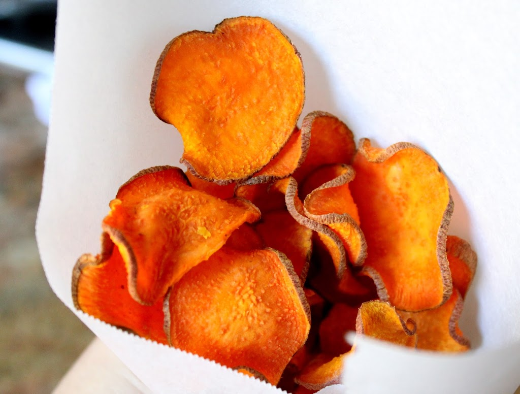 Sweet-PotatoChips